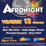 Afronight Locandina Web
