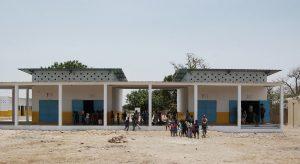 Cento Polifunzionale/ scuola materna di Bandoulou